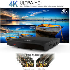 KM8P Android 7.1 Amlogic S-912 Octa core 4K 1GB+8GB WiFi OTA 3D H.265 HDR TV Box