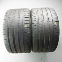 2x Michelin Pilot Super Sport MO1 285/35 R18 101Y DOT 4516 6 mm Sommerreifen