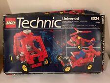 BN Boxed Sealed Vintage 1989 LEGO Technic 8024 Universal Set