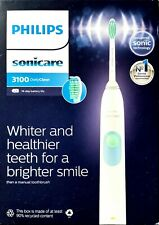 Philips Sonicare 3100 Daily Clean Why Electric Toothbrush New Box