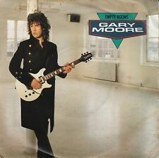 """GARY MOORE-Empty Rooms/Out Of My System UK 7"""" EX Cond"""