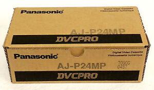 Panasonic DVCPro - AJ-P24M (Lot of 10)
