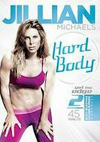 HARD BODY (Jillian Michaels) - DVD - Region Free - Sealed