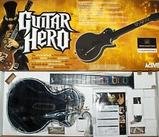 Official Wireless Guitar Hero Les Paul Controller by RedOctane for PS3 & PC New