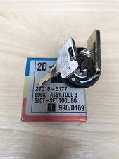 KAWASAKI KDX KLX SERRURE BOITE OUTILS LOCK-ASSY TOOL BOX REF: 27016-5177