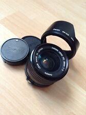 Canon FD New 28mm f2