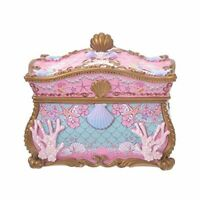 Rare Last 1 Ariel Jewelry box Princess Party Disney Official Store Japan