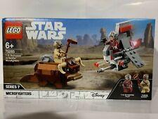 Star Wars - Lego 75265 - T-16 Skyhopper vs Bantha