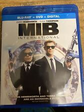 Men in Black International (Blu-ray/Dvd, 2019, 2-Disc Set)