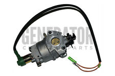 Carburetor Carb w Solenoid Engine Motor Parts For Gas Honda EM3500S Generators