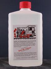 [13,90€/1l] Modellbahn- Reinigungs u. Dampföl SR 24   1 Liter  NEU