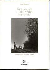 HISTOIRE DE BERNANOS EN ARTOIS - Paul Renard 1992 - Photos Daniel Liénard - NORD