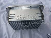 COPPA OLIO ABARTH IN ALLUMINIO 3,2 LITRI PER FIAT 500 & 126