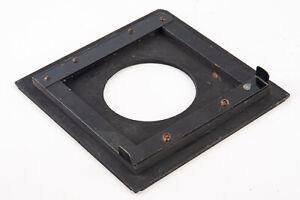 Sinar Horseman 140x140mm to Linhof 94 x 94mm Technika Lens Board Adapter V17