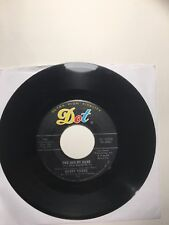 Barry Young, Show Me The Way / One Has My Name 45 LP