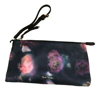 Paul Smith Ladies Electric Peony Wristlet Bag