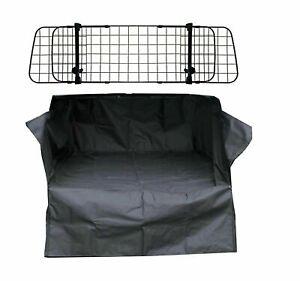 VOLVO V40 V50 V60 XC60 Premium Mesh Dog Guard Barrier & Heavy Duty Boot Liner