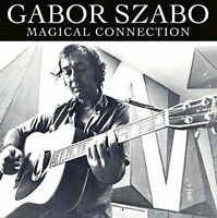 Gabor Szabo - Magical Connection (2015)  CD  NEW/SEALED  SPEEDYPOST