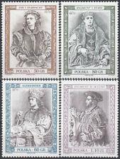 Poland 1997 - Polish Rulers (XII) - Fi 3523-3526 MNH**