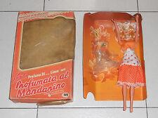 Bambola CANDI Profumo di mandarino GIG 29 cm NUOVA Profumata al Mandarino Doll