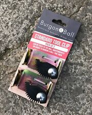 Burgon & Ball Standard Jammer Tool Clips  Can Be Used Without Burgon & Ball Rack