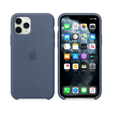 Apple Silicone Case for iPhone 11 Pro Blue Bag Protection Case Case Pouch