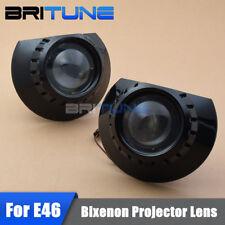 2.5'' HID Bixenon Projector Lens For BMW E46 Wagon Sedan Coupe Halogen Headlight