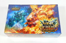 World of Warcraft WOW TCG War of the Elements Booster Box SEALED Loot Cards