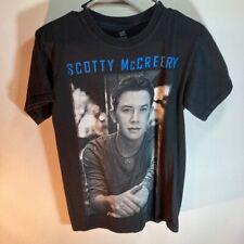 Hanes Scotty McCreery Tour 2012 Shirt Black Small