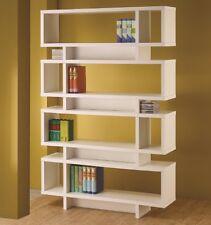 Retro Bookcase Mid Century Bookshelves Vintage Style Book Shelves Wall Display
