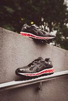 Asics Gel Kayano 5 360 BLACK/RED 1021A159 001 Men's Sneakers