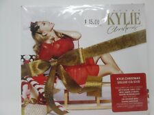 Kylie Minogue Deluxe Kylie Christmas CD and DVD