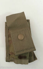 ~NWOT! GENUINE US MILITARY MULTICAM 40MM HIGH EX SINGLE POUCH MOLLE SPECIALTY GP