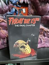 Neca Ultimate Jason Voorhees The Final Chapter Nib Friday The 13TH