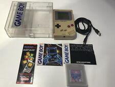 GAMEBOY CLASSIC + Tetris + ORGINAL BOX