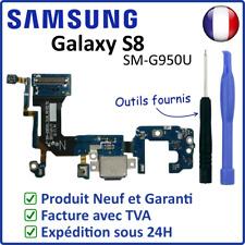 NAPPE DOCK FLEX CONNECTEUR USB DE CHARGE + MICRO SAMSUNG GALAXY S8 VERSION G950U