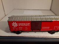 Lionel 9446 Sabine River & Northern Box Car