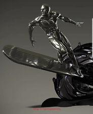 """Private Personalizado 1/4 Escala Resina Estatua 20"""" Silver Surfer alta esculturas Preventa"""