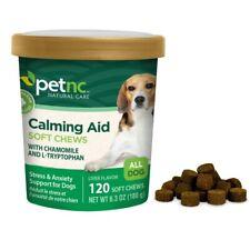 Dogs Calm Soft Chews Dog Stress Anxiety Calming Chew
