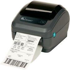 Zebra GX420d Desktop Thermal Label Printer