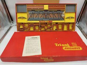 Vintage Tri-ang Grider Bridge Set Boxed R432