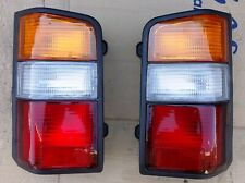 MITSUBISHI L300 DELICA MODEL 1988 04 PAIR TAIL LIGHTS LEFT RIGHT AFTERMARKET