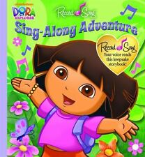 Record a Song Dora The Explorer: Sing Along Adventure by Editors of Publication