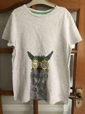 "Mini Boden ""Llama "" Printed T-shirt Age 13-14 Yrs"