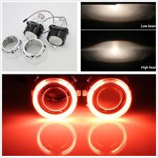 H1/H4/H7 Universal 2x2.5 inch Mini HID Bi-xenon Projector Lens LHD/RHD headlight