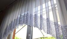 Hochwertige Exklusive Gardine VOILE Store  mit Plauener Spitze ,MA�ŸANFERTIGUNG