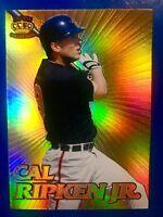 1996 Pacific Gold Prisms Insert #9 Cal Ripken Jr. (The Shortstop)