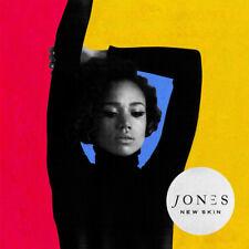 Jones - New Skin (2016)  CD  NEW/SEALED  SPEEDYPOST