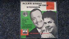 Lou van Burg & Barbara Kist - Alles steht in den Sternen 7'' Single