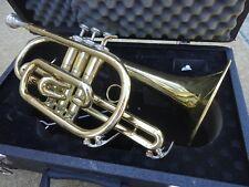 Used Condition Belton Brass Cornet & Case.
